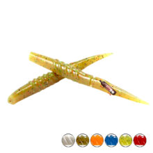 Hunthouse rattlesnake XLayers soft lure with rattles LW231 115mm 5.3g PVC materal lerrue for fishing pike bass Silicone lure