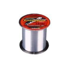 100% transparent Fish Line 100/150/200/300/500M Super Strong Nylon Not Fluorocarbon Tackle Non-Linen Multifilament Fishing Line