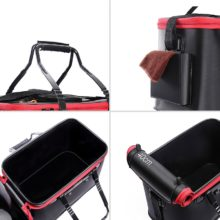 Collapsible Folding Thicken Live Fishing Box