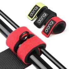 Fishing Rod Tie Strap Reusable Elastic Bandage High Quality Adhesive Wrap Belt Magic Fishing Tool Fastener Loop Cord Ties