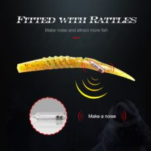 Hunthouse rattlesnake XLayers soft lure