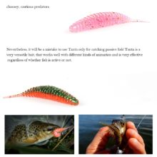 Fishing Lure Soft Lure Shad Silicone Baits Wobblers