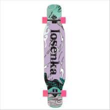 Long board Four-wheeled longboard Trucks Dancing Skateboards custom skateboard skate longboard