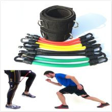 Power Legs Kinetic Speed Agility Training Band Elastic fitness Crossfit Workout for All Players