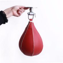 Sandbags Swivel Pear Speed Punching Ball Base Hook Mount Pera Boxeo Kit Punch Bag Speedbag Boxing Fitness Training