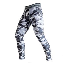 MMA Boxing Compression Pants Rashguard mma sports Fitness men Trousers muay thai Tight fight