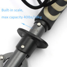 Fishing Pliers Gripper Fish Lip Grip Clamp With Scales Tackle Hook Recover Split Ring Rustproof Carp Fishing Goods