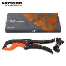 KastKing Floating Lip Gripper Floating Fish Gripper Adjustable Lanyard Grabber Grip Holder Holds Up to 55 Lbs